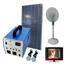 off grid sistema solare 300w con Inverter